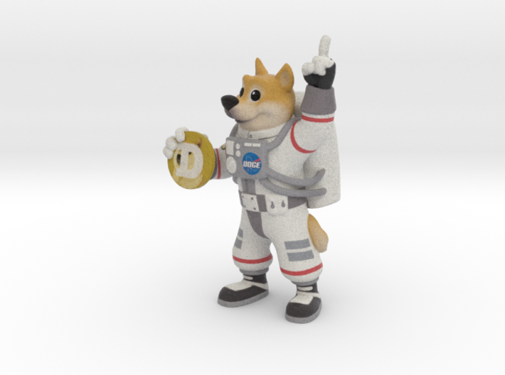 DOGE 3.5 Inch 3d printed
