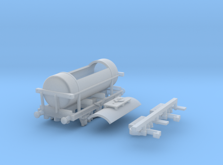 Z 20t Tank 3d printed