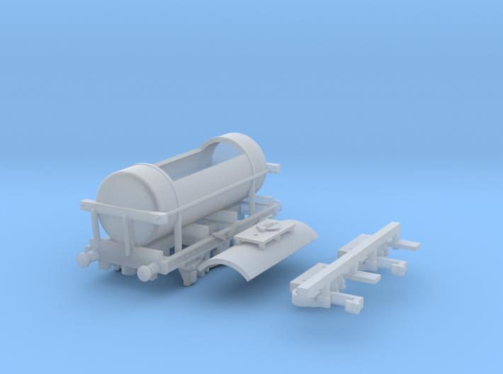 20t Tank ( Z Gauge ) 3d printed