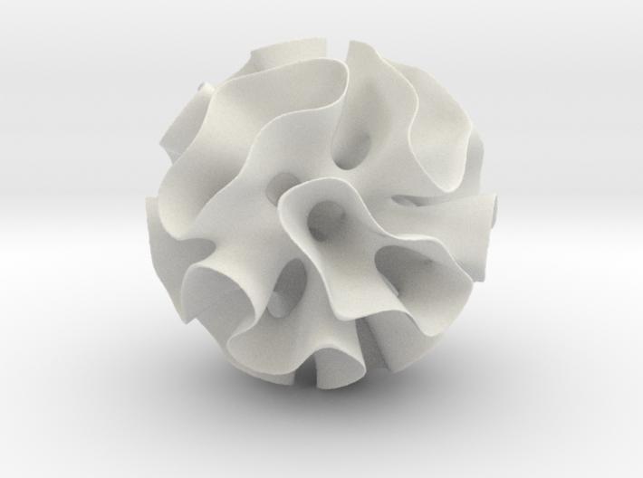 Quallenknoedel3 3d printed