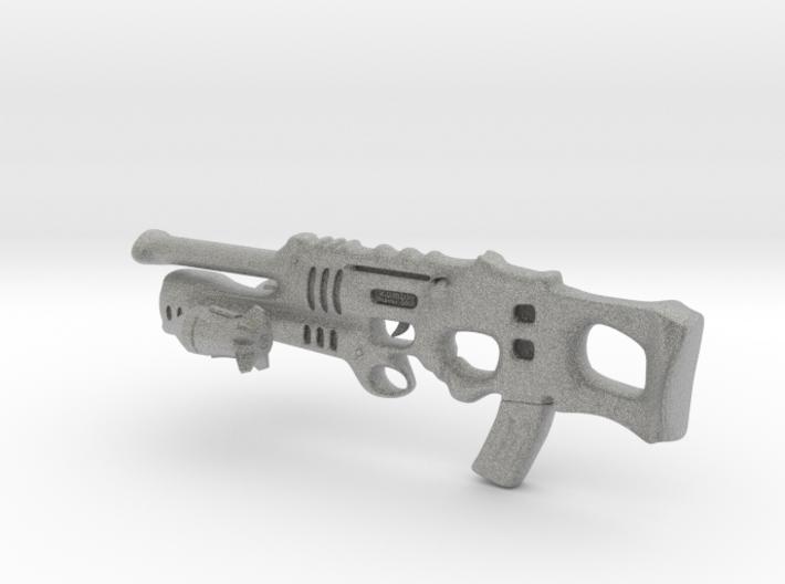 Zombie Blaster 5000 (8cm) 3d printed