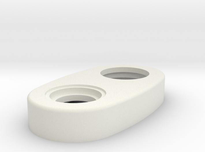 Mechanical - Top Cap Regular Version 3d printed