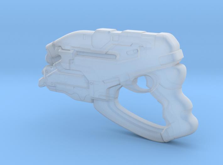 Mass Effect - 1:8 scale - N7 Eagle 3d printed