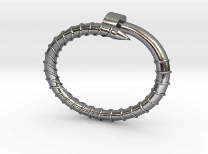 BIG Screw Bracelet - Medium 3d printed
