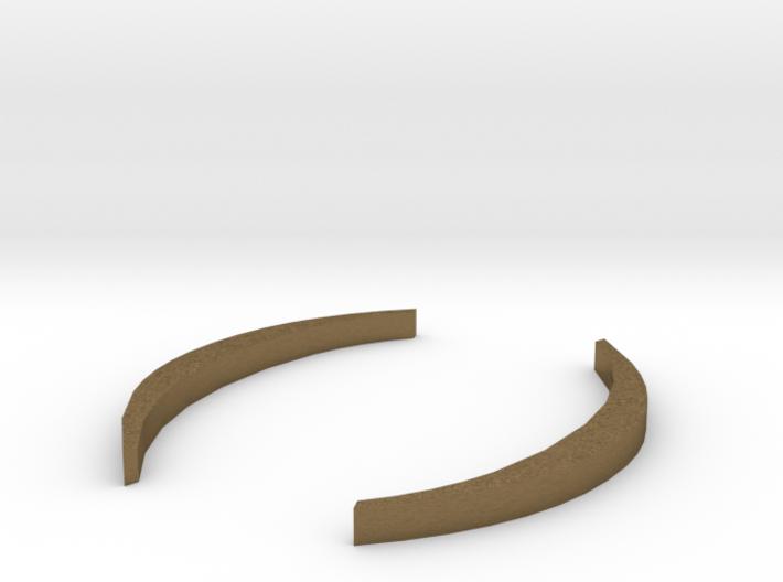 Round Brackets - ( ) 3d printed