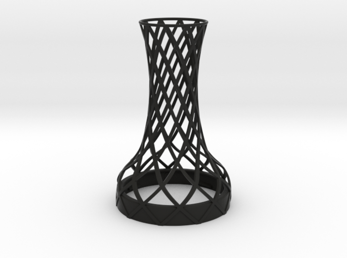Tower Vase for jar size:70 (4 leads) 3d printed