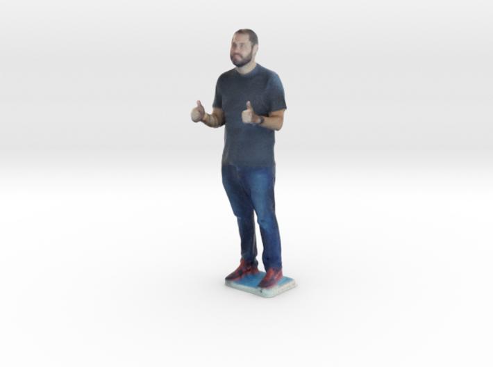 Thumbs Up - Denver Startup Week 2014 3d printed