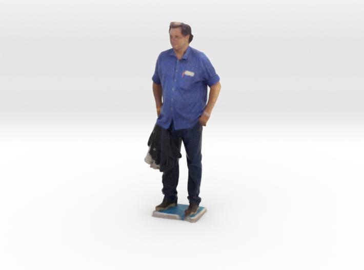 Philip - Denver Startup Week 2014 3d printed