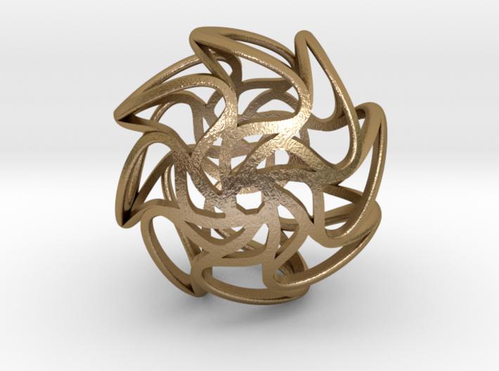 Sun Sphere 3d printed