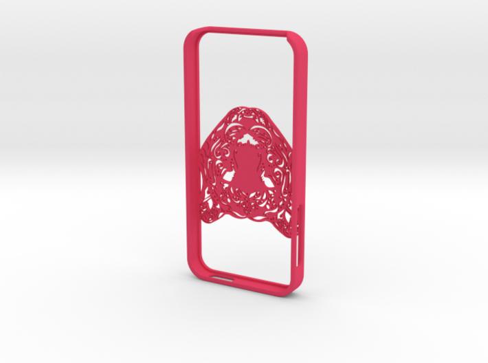 Iphone 5 Hoesje Bjorn Tijger 3d printed