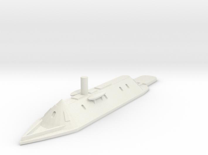 1/600 CSS Virginia 3d printed