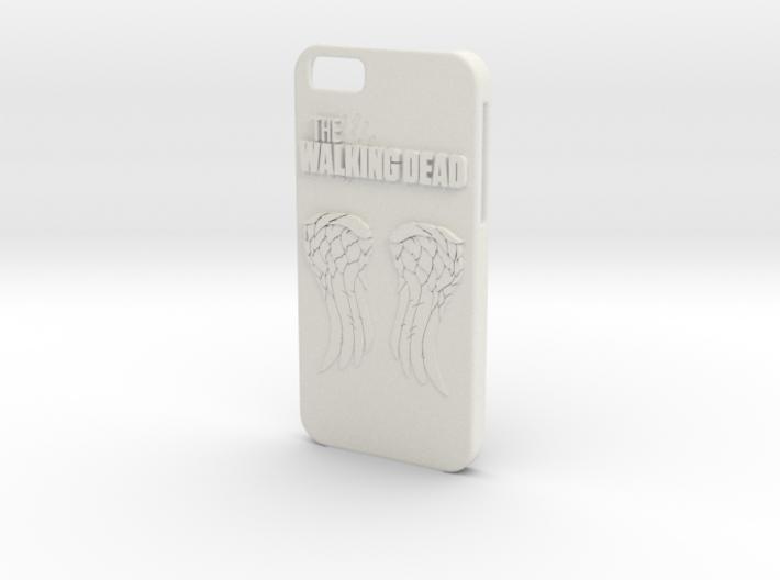 Walking Dead iPhone 6 Case 3d printed