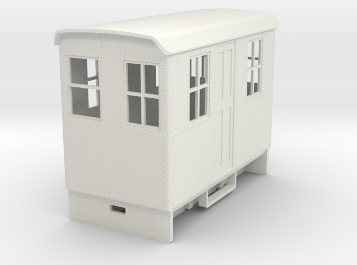 Gn15 electric Boxcab 3d printed
