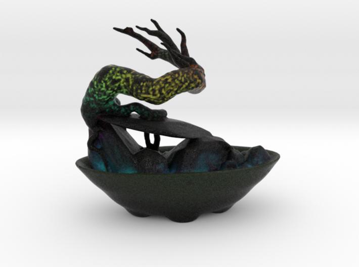 Alien Bonsai 3d printed