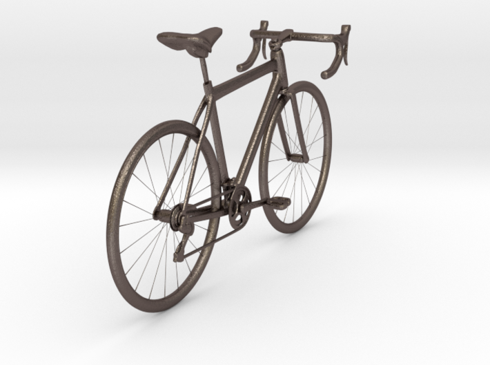 Bicycle 3d printed