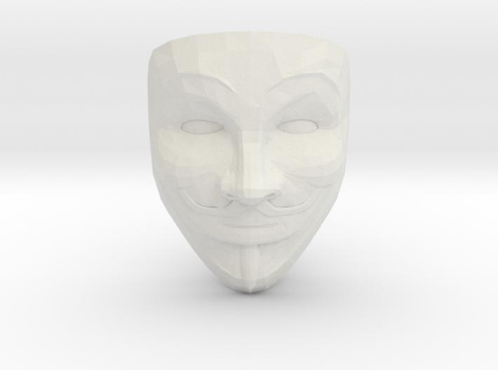 VMask 3d printed