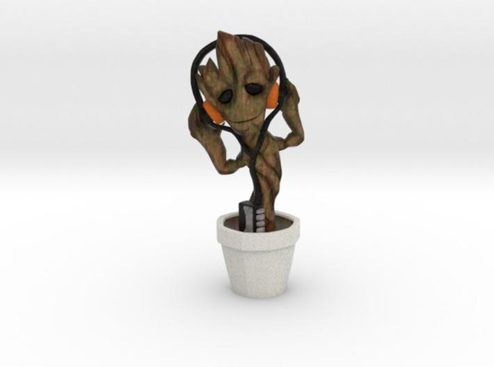 BabyGroot 3d printed