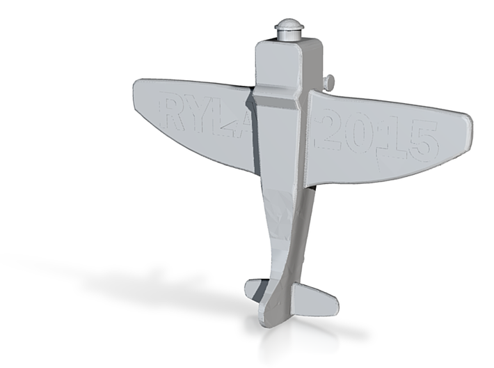 New Plane V4stl 3d printed