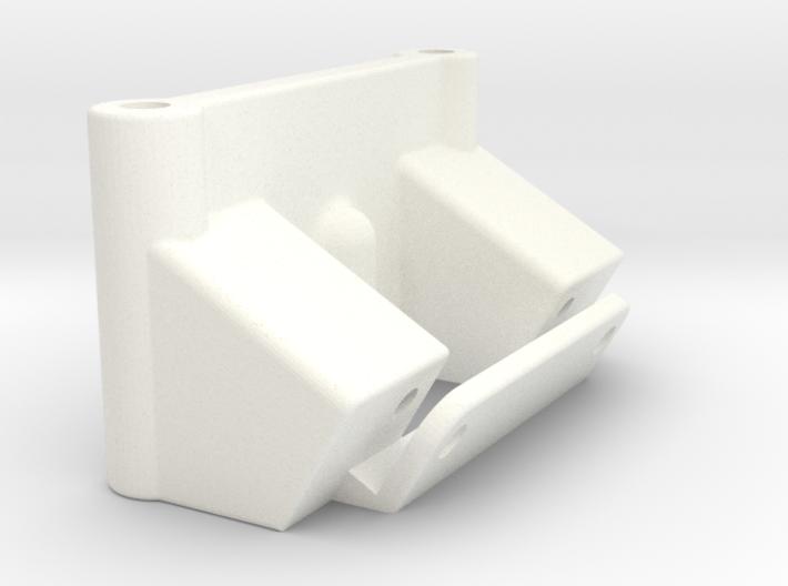 NIX91-027 Front bulkhead (30deg) 3d printed