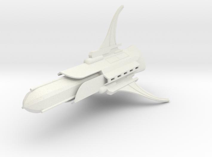 1/10 000 Chuyinka Fleet Carrier 3d printed