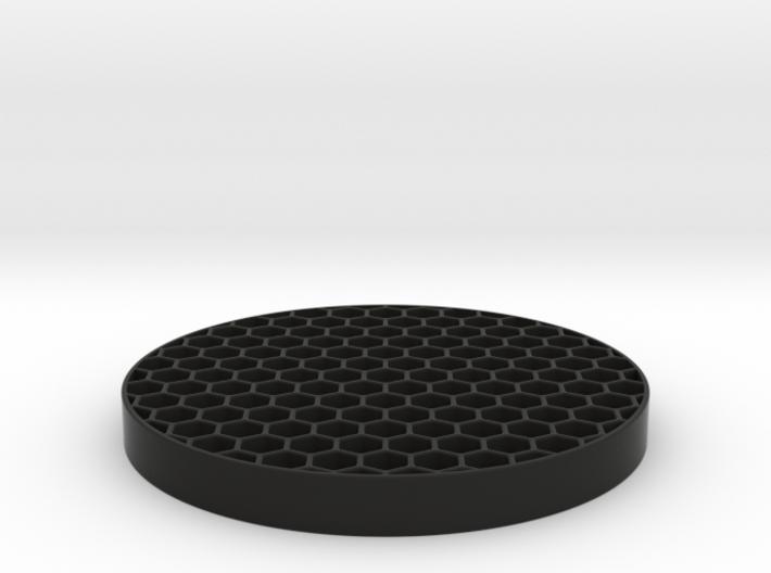 Honeycomb KillFlash 48mm Diam 5mm height 4 mm diag 3d printed