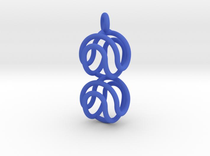 Marble Pendant v2 3d printed