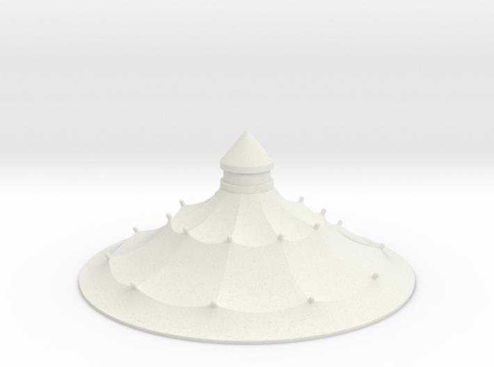 Austausch 8 für Faller Standard-Dach (H0 scale) 3d printed