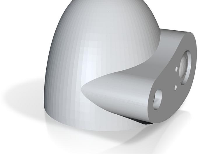 Laputa robot head 1/12.5 3d printed