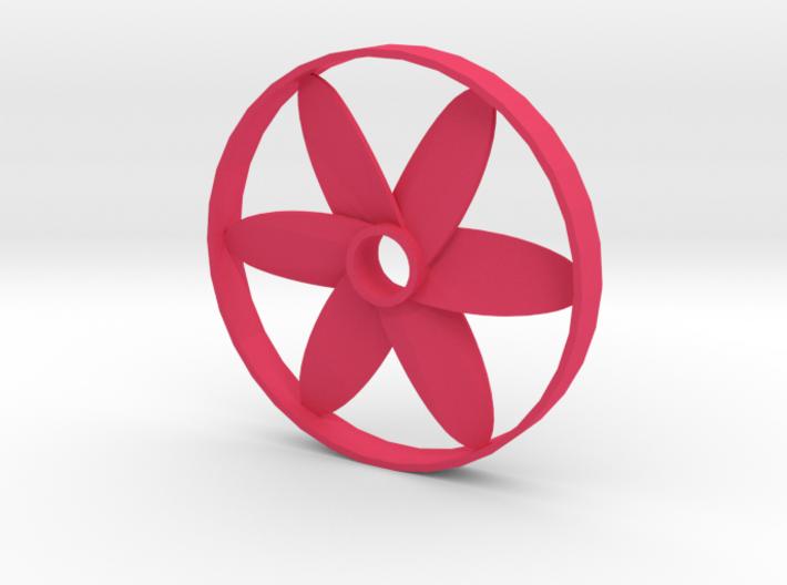 Ventilator 3d printed