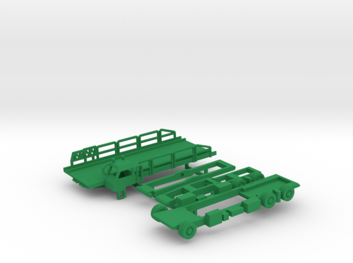 Halvorsen 25K Aircraft Loader 3d printed