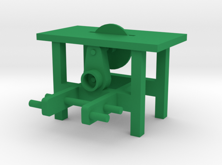 PTO Saw Table Farmmodel 1/32 3d printed