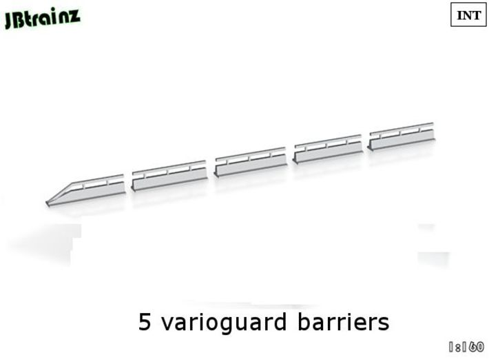 Varioguard Barrier (n-scale) 3d printed