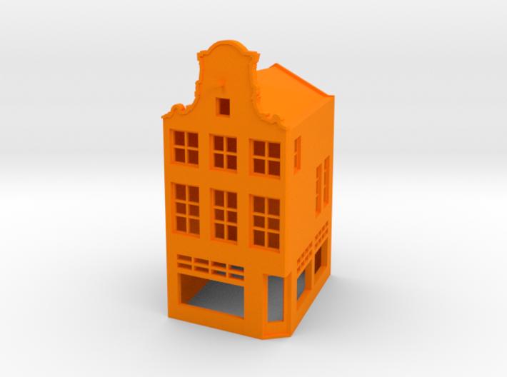 CANAL HOUSE 'DE WYNBERGH' 3d printed CANAL HOUSE 'DE WYNBERGH' AMSTERDAM