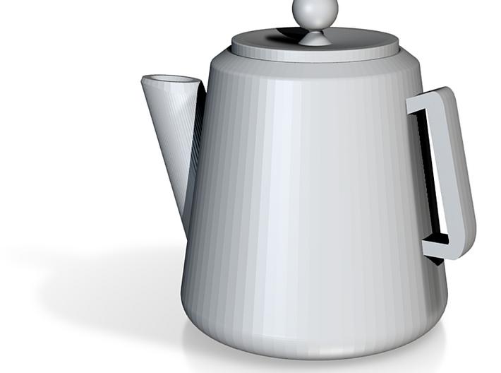 Teapot High Res 3d printed