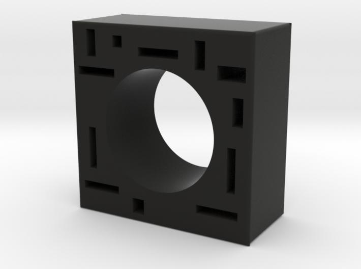 Mondrian ring 3d printed