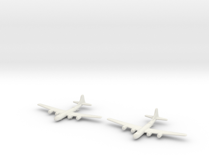 B-29 (Qty.2) Global War Scale 3d printed