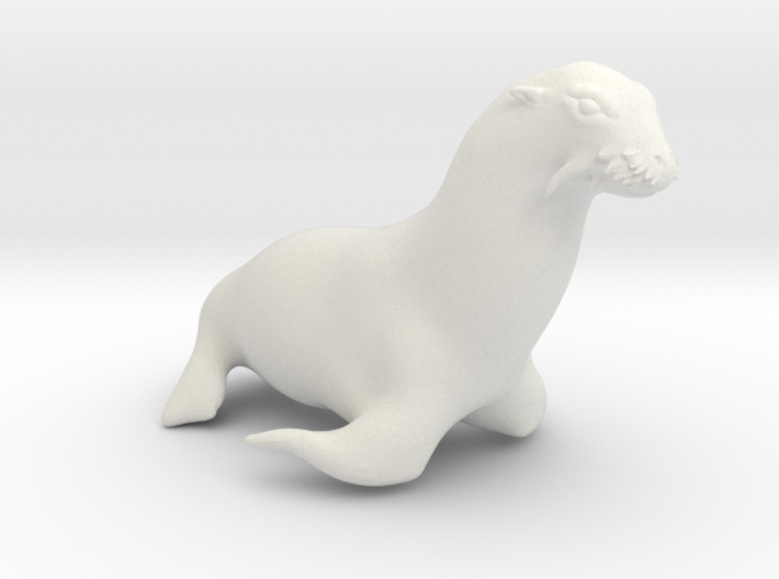 Sea Lion, 1/32 Scale 3d printed