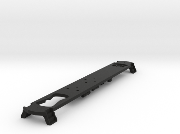 HO Scale L&WV FRAME for Long Cars 3d printed