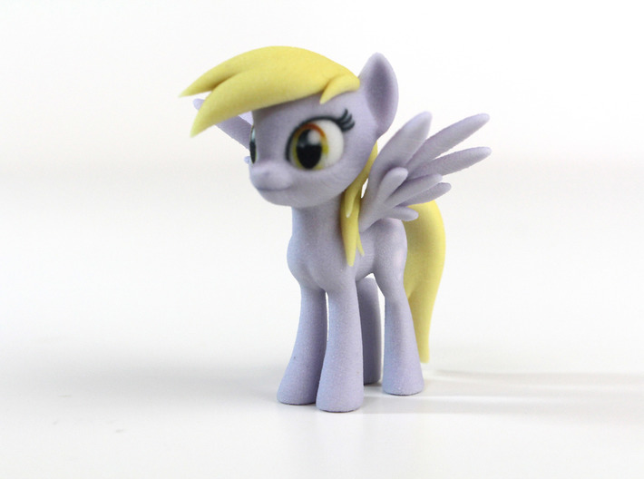 My Little Pony - Muffins (≈65mm tall) 3d printed