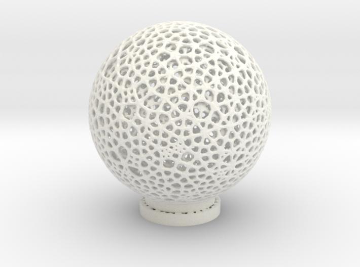 Luna 3d printed