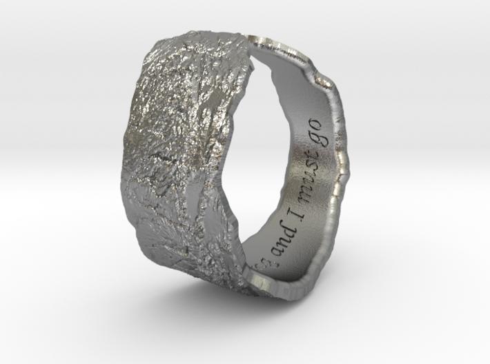 Sierras Ring 14.0mm 3d printed