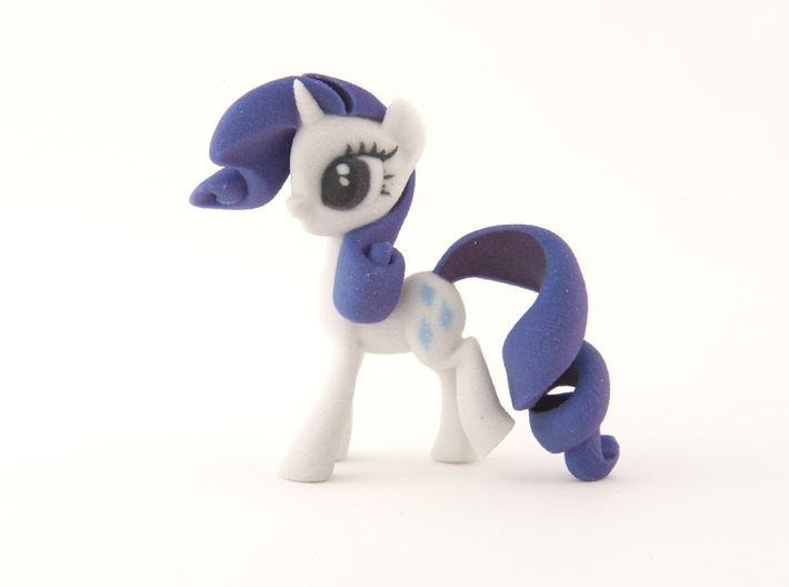 Rarity 3d printed