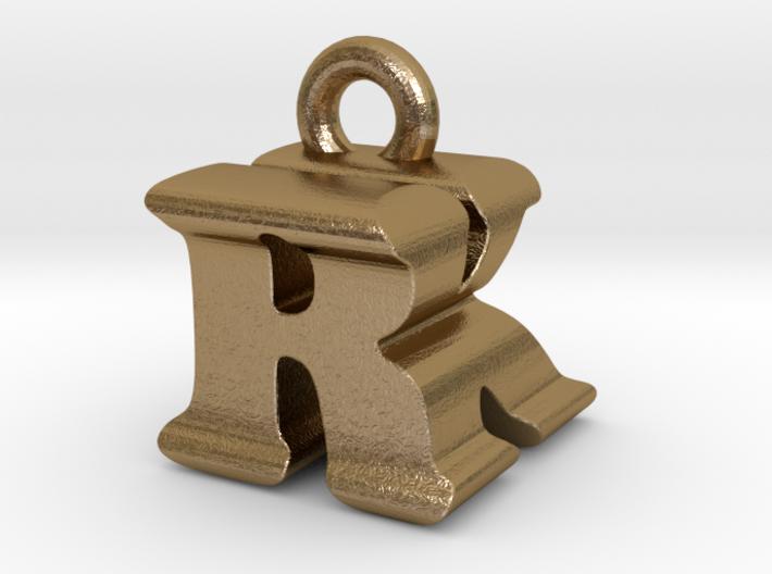 3D Monogram - RKF1 3d printed