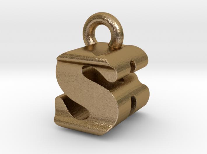 3D Monogram - SRF1 3d printed