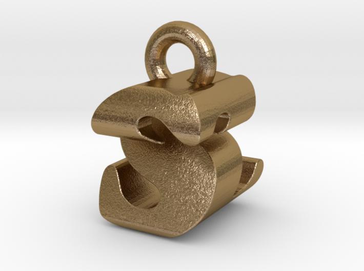 3D Monogram - SZF1 3d printed