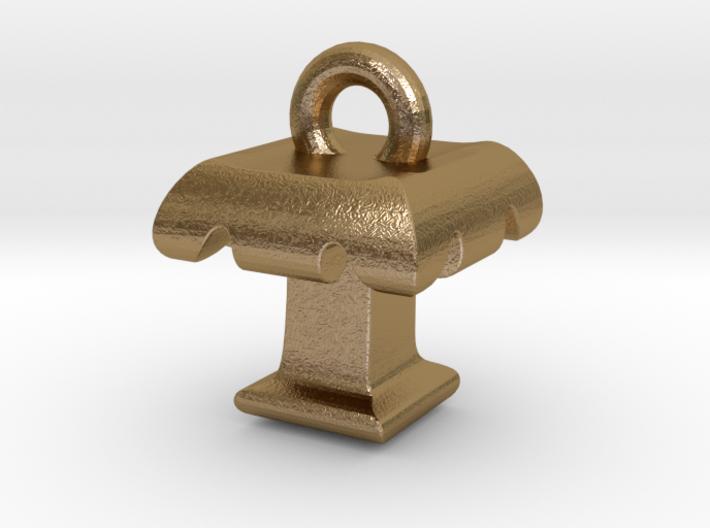 3D Monogram - TTF1 3d printed