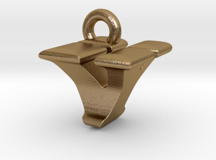 3D Monogram - VYF1 3d printed