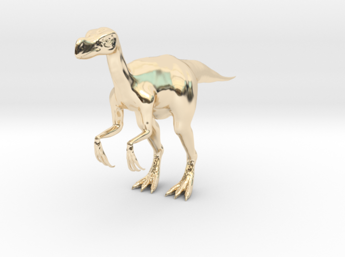 Chirostenotes 3d printed