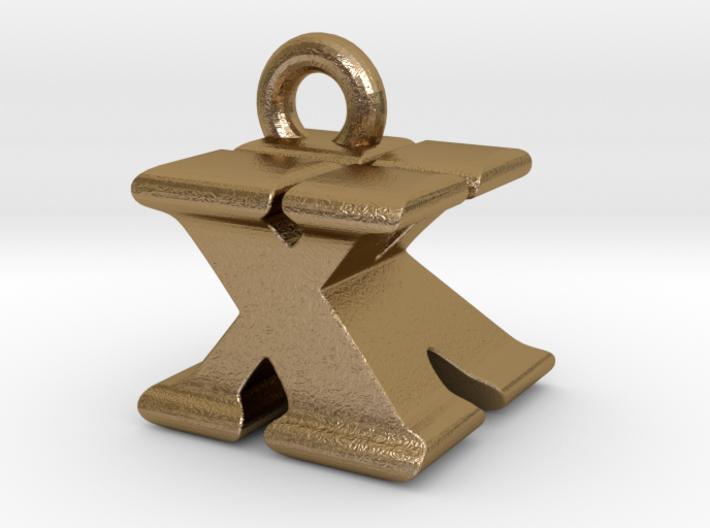 3D Monogram - XKF1 3d printed