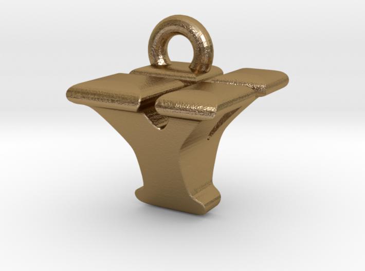 3D Monogram - YVF1 3d printed